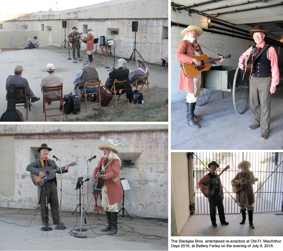 Old Fort MacArthur Days 2016