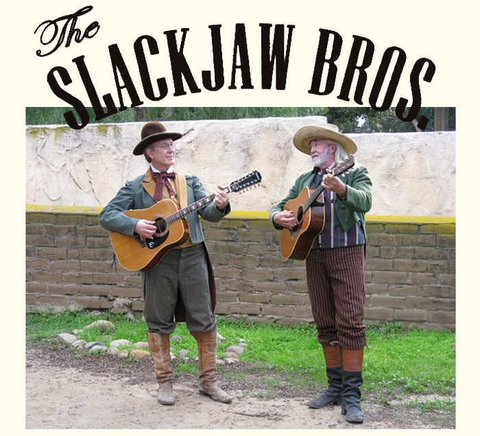 The Slackjaw Bros.